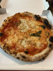 Pizza Margherita La Notte