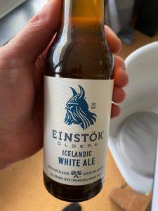 Einstök Bier Beer Iceland Island White Ale