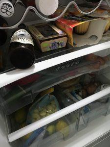 Endlich ist er wieder fresh, der Kühlschrank