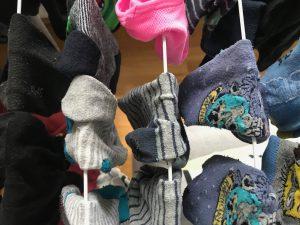Wäscheberge Socken