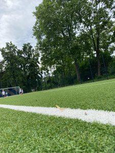 Spielfeld Fußballtraining