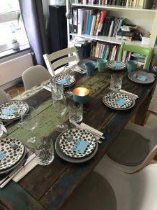 Abendessen Einladung